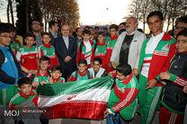 ابراز رضایت خارجیها از حضور در مسابقه دوی تهران