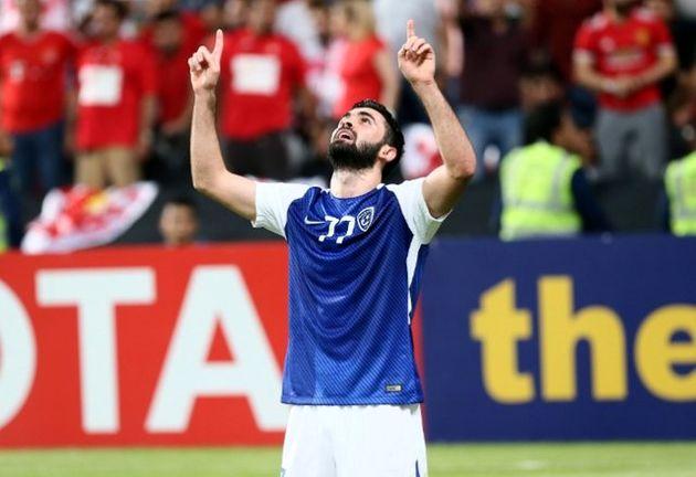 عمر خربین به بازی با استقلال می رسد
