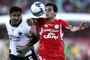 پخش زنده بازی پرسپولیس و شاهین شهرداری بوشهر از شبکه سه سیما