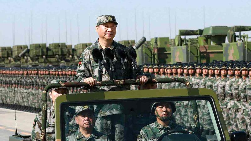 تقویت بازدارندگی هسته ای پکن مقابل واشنگتن