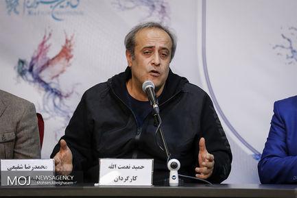 حمید نعمت الله-فیلم سینمایی شعله ور