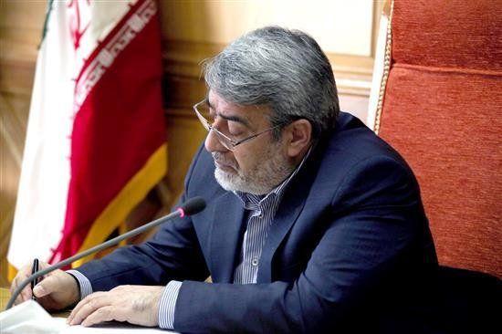 پاسخ وزیر کشور به نامه رحیمیان
