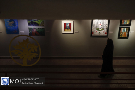 افتتاح دوازدهمین جشنواره هنرهای تجسمی فجر