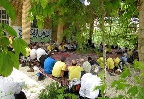اعزام 80نفر از والدین شهدا به مشهد الرضا (ع)