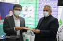 اهدای تجهیزات پزشکی و درمانی به دانشگاه علوم پزشکی استان کردستان