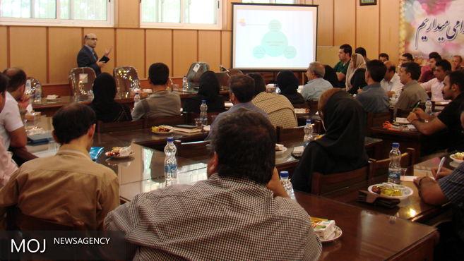 سمینار آموزشی بازاریابی مویرگی، در رشت برگزار شد