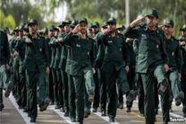 سپاه پاسداران امنیت و آرامش کشور را تضمین کردند