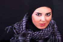 لیلا بلوکات در سرای احسان + تصویر