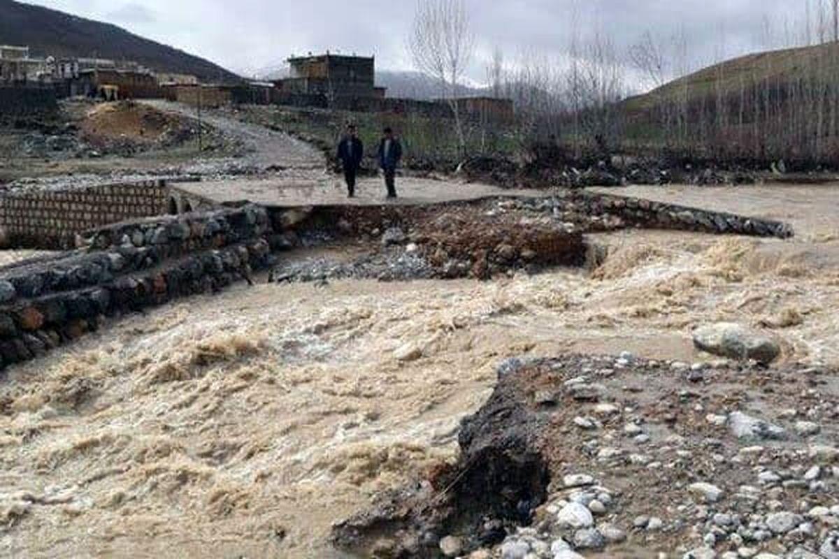 60 هزار هکتار اراضی قوچان در رِنج سیلخیزی فوق بحرانی قرار دارد