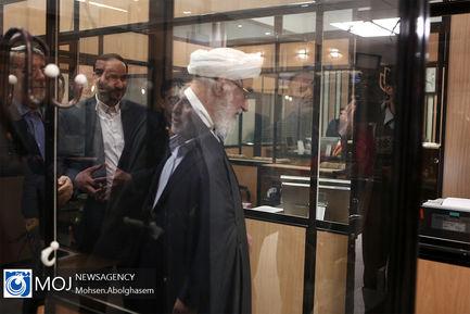 بازدید رییس دفتر مقام معظم رهبری از وزارت کشور
