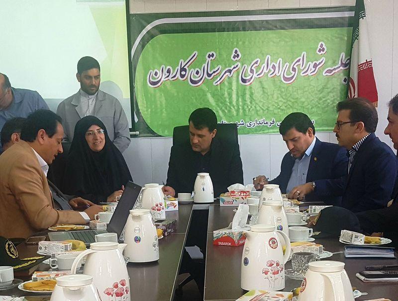صنایع خوزستان به تعهدات خود در برابر مردم  پایبند نیست
