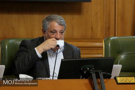 نود و هشتمین جلسه شورای شهر تهران
