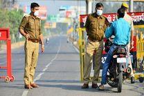 ممنوعیت تردد در هند برای مقابله با ویروس کرونا