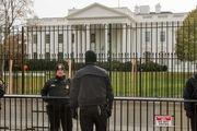 بازداشت یک زن مسلح در نزدیکی کاخ سفید توسط پلیس آمریکا