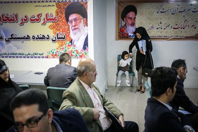 ۱۶۶ نفر در انتخابات شوراهای شهر و روستای نهاوند ثبت نام کردند
