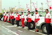 اعلام آمادگی هلال احمر گیلان برای خدمات رسانی تعطیلات