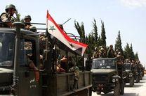 ارتش سوریه مناطقی از حمص را آزاد کرد