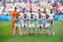 رنگ لباس تیم ملی فوتبال ایران مقابل پرتغال مشخص شد