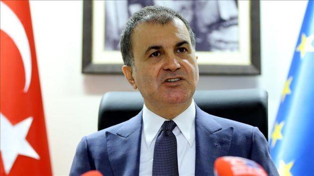 انتقاد شدید دولت ترکیه از  سیاست های اتحادیه اروپا
