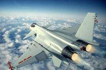 ورود جنگنده چین به حریم آمریکا