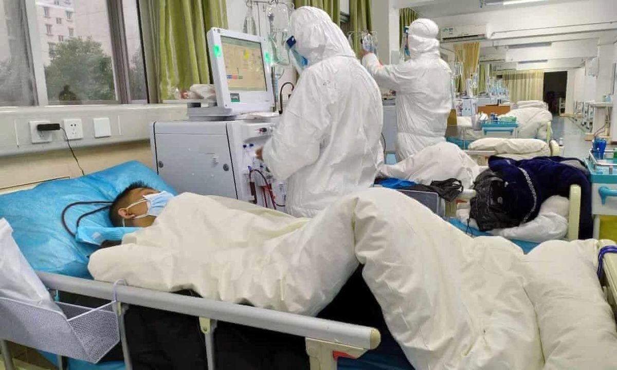 تکمیل ظرفیت بیمارستان های استان بوشهر/ یک قدم تا فاجعه فاصله داریم