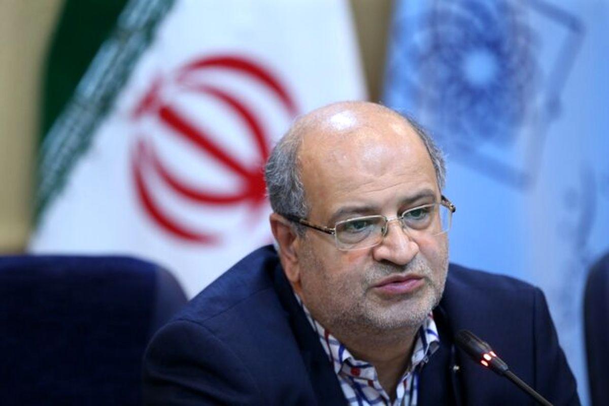 تهران در تزریق واکسن کرونا رکورد زد
