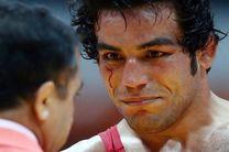 حبیب الله اخلاقی با المپیک وداع کرد