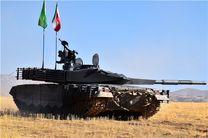 ایران، نیروزی زمینی مسلط منطقه میشود/دفاع نیروهای قدرتمند ارتش و سپاه از مرزها و داخل کشور