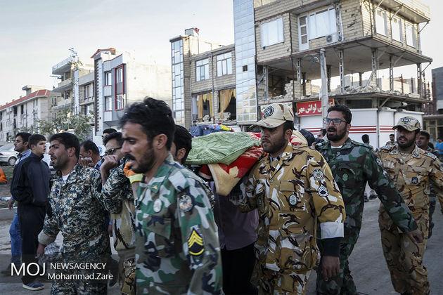 6 بیمارستان صحرایی برای خدمات رسانی در منطقه مستقر شد