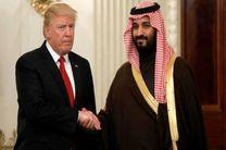 ترامپ در به قدرت رسیدن ولیعهد عربستان نقش داشت