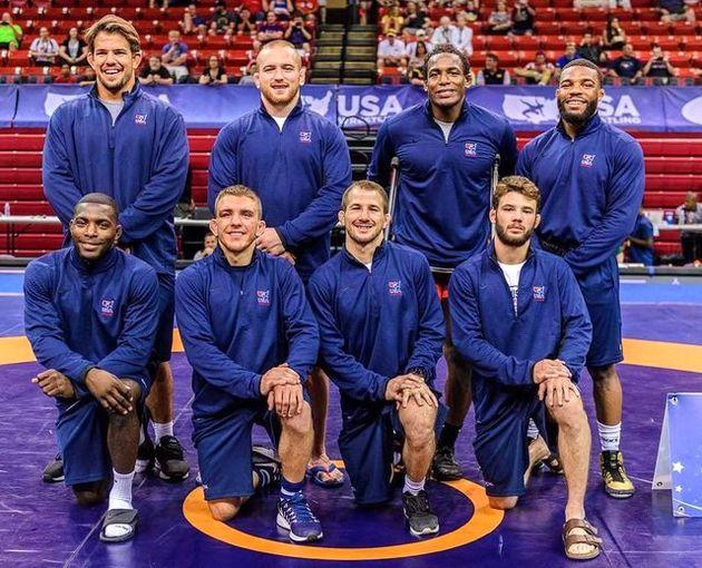 قهرمانی باروز، اسنایدر و کاکس در انتخابی تیم ملی کشتی آمریکا