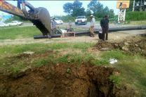رفع کمبود آب شرب 800 خانوارِ روستایی شهرستان تالش