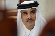 رایزنی سعد حریری با امیر قطر در دوحه درباره تشکیل دولت لبنان