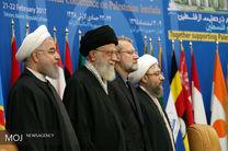آغاز به کار ششمین کنفرانس بینالمللی حمایت از انتفاضه فلسطین با حضور مقام معظم رهبری