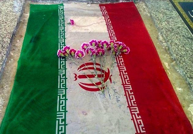 پیکرهای مطهر شهدای گمنام در ادارات استان مازندران تشییع شد