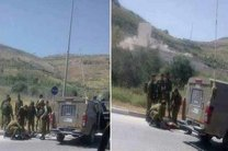 یورش صهیونیستها به کرانه باختری/چند فلسطینی بازداشت شدند
