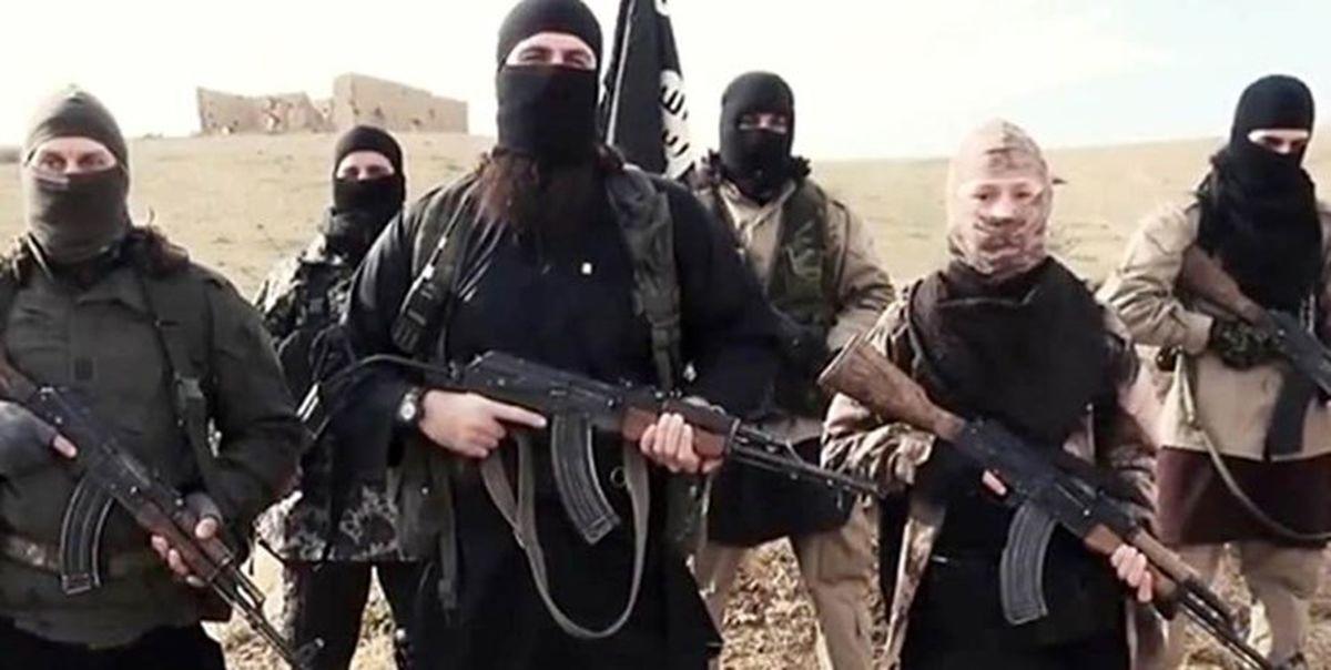 حمله تروریست های داعش به نیروهای پلیس عراق در کرکوک