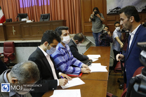 پخش فیلمی از اظهارات دربانی در رابطه با پرداخت ۲۰۰ هزار دلار به صالحی