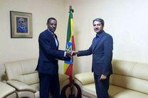 رایزنی مقامات ایران و اتیوپی در ارتباط با گسترش همکاریها در حوزه پزشکی