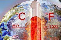 2017، دومین سال گرم در جهان میشود