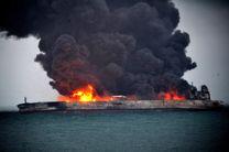 ربات های چینی دریانوردان سانچی را از عمق اقیانوس خارج می کنند/ محل دقیق نفتکش سانچی در اعماق دریا اعلام شد