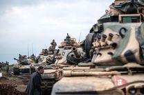 عقب نشینی نیروهای ترکیه از شمال عفرین