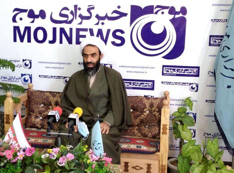 بازدید نماینده مردم خمینی شهر در مجلس یازدهم از دفتر خبرگزاری موج اصفهان