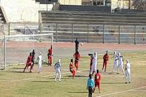 تیم فوتبال راه یاب ملل سنندج با یک گل صدرنشین مسابقات را از پیش رو برداشت