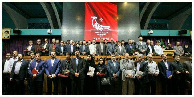کسب 4 رتبه برتر مخابرات منطقه اصفهان در جشنواره روابط عمومی ها