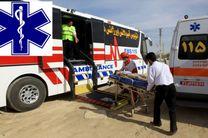 وقوع یک هزار و 173 حادثه رانندگی در شهرستان لنجان