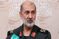 سردار سنایی راد مسئول بازرسی دفتر عقیدتی سیاسی فرمانده معظم کل قوا شد