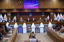 برگزاری مراسم رونمایی از تندیس ۶ چهره ورزشی با حضور وزیر ورزش