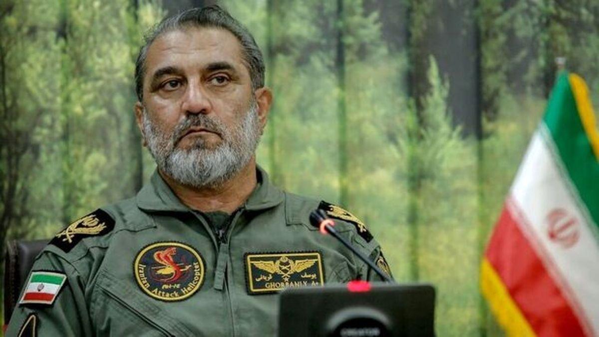 هوانیروز ماشین جنگی رژیم بعثی را متوقف کرد