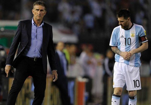 برکناری بائوسا از سرمربیگری تیم ملی آرژانتین